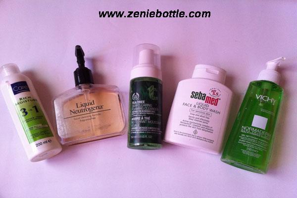 cilt temizliği ürünleri, en iyi cilt temizleme ürünleri hangileri, cilt temizleme ürünleri