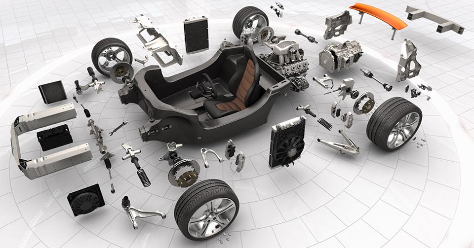 yedek parça satın alma, otomobil yedek parçası, araçlar için yedek parça