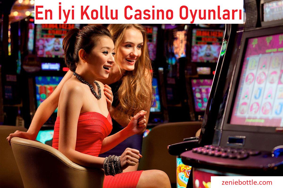kollu casino oyunları, kollu makine oyunları, kumar makineleri