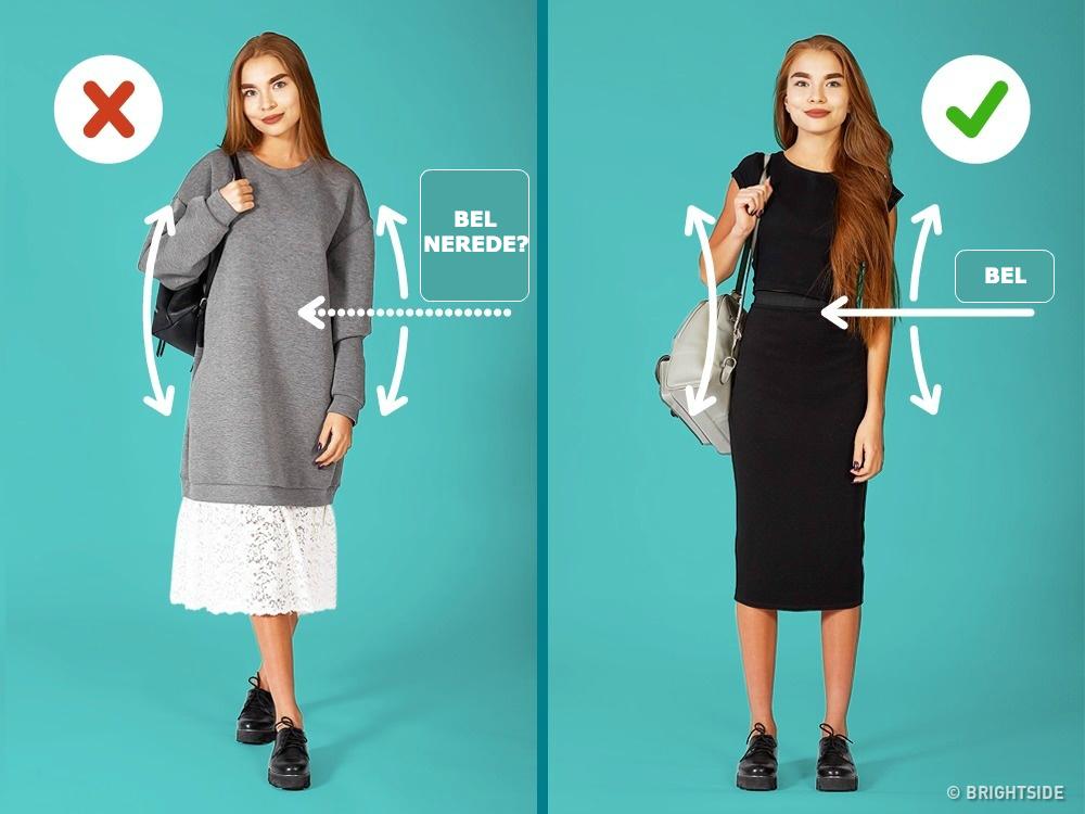 şişmanlar nasıl giyinmeli, kısa boylular nasıl giyinmeli, kısa boylu şişmanlarda kıyafet seçimi